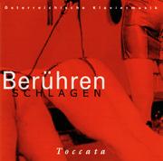Toccata - CD-Cover