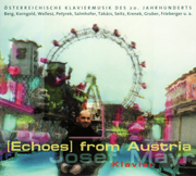 Echoes from Austria - CD-Cover