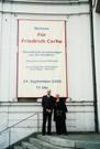 Deutsche Erstaufführung des Klavierzyklus Slowakische Erinnerungen von Friedrich Cerha - Josef Mayr, Klavier mit Jovita Dermota, Rezitation